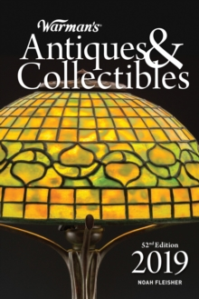 Warman's Antiques & Collectibles 2019, Hardback Book