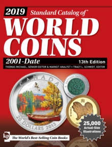 2019 Standard Catalog of World Coins, 2001-Date, Paperback / softback Book