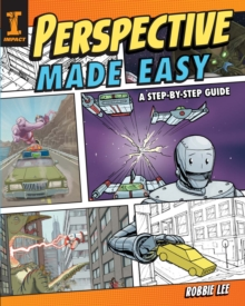 Perspective Made Easy : Step by Step Drawing Lessons, Paperback Book