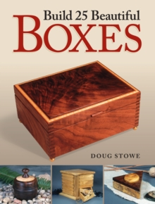 Build 25 Beautiful Boxes, Paperback Book