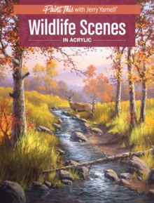 Wildlife Scenes in Acrylic, Paperback / softback Book