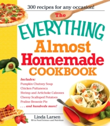 The Everything Almost Homemade Cookbook, EPUB eBook