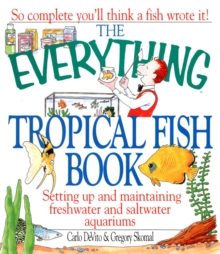 The Everything Tropical Fish Book, EPUB eBook