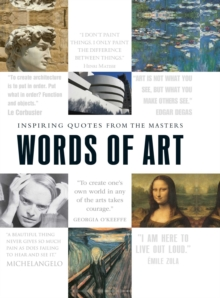 Words of Art : Inspiring Quotes from the Masters, EPUB eBook