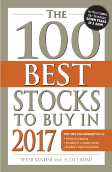 The 100 Best Stocks to Buy in 2017, Paperback Book