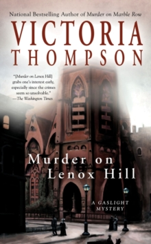 Murder on Lenox Hill, EPUB eBook