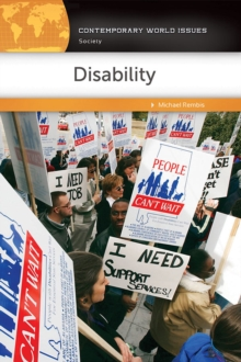 Disability: A Reference Handbook, EPUB eBook