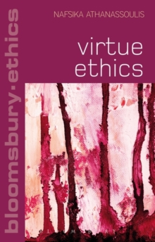 Virtue Ethics, Paperback / softback Book