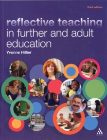 Reflective Teaching in Further and Adult Education, Paperback Book