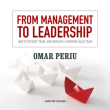 From Management to Leadership, eAudiobook MP3 eaudioBook