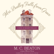 Mrs. Budley Falls from Grace, eAudiobook MP3 eaudioBook