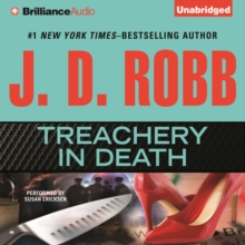 Treachery in Death, eAudiobook MP3 eaudioBook