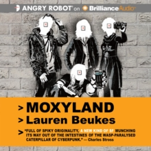 Moxyland, eAudiobook MP3 eaudioBook