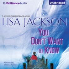 You Don't Want to Know, eAudiobook MP3 eaudioBook