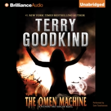 The Omen Machine, eAudiobook MP3 eaudioBook