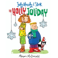 Judy Moody & Stink: The Holly Joliday, eAudiobook MP3 eaudioBook
