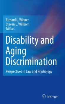Disability and Aging Discrimination : Perspectives in Law and Psychology