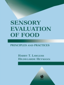 Sensory Evaluation of Food : Principles and Practices, PDF eBook