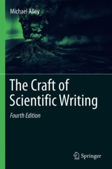 The Craft of Scientific Writing, Paperback Book