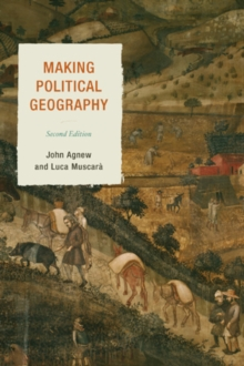 Making Political Geography, Paperback Book