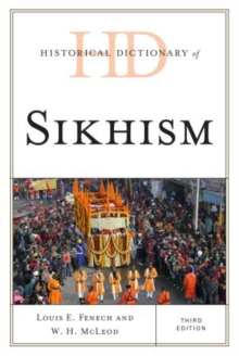Historical Dictionary of Sikhism, Hardback Book