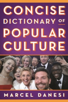 Concise Dictionary of Popular Culture, EPUB eBook