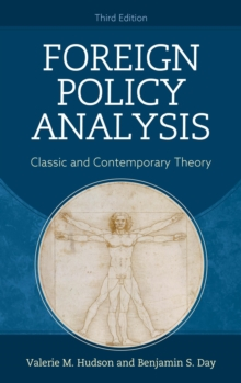 Foreign Policy Analysis : Classic and Contemporary Theory, EPUB eBook