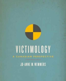 Victimology : A Canadian Perspective, Paperback Book