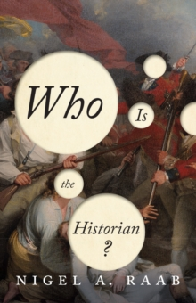 Who is the Historian?, Paperback Book