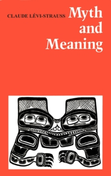 Myth and Meaning, PDF eBook