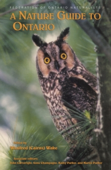 A Nature Guide to Ontario, EPUB eBook