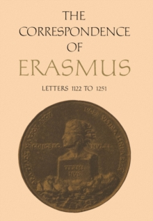 The Correspondence of Erasmus : Letters 1122-1251 (1520-1521), PDF eBook