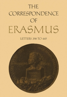 The Correspondence of Erasmus : Letters 298-445 (1514-1516), PDF eBook
