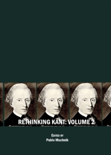 None Rethinking Kant Volume 2, PDF eBook