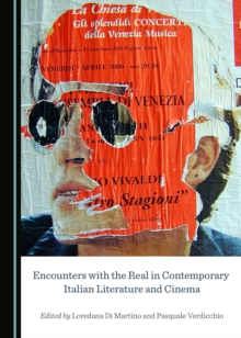 None Encounters with the Real in Contemporary Italian Literature and Cinema, PDF eBook