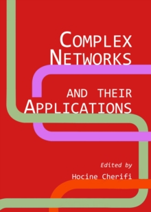 None Complex Networks and their Applications, PDF eBook