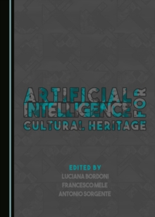 Artificial Intelligence for Cultural Heritage, PDF eBook