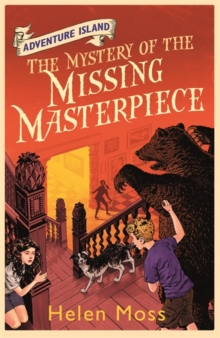 Adventure Island: The Mystery of the Missing Masterpiece : Book 4, Paperback Book
