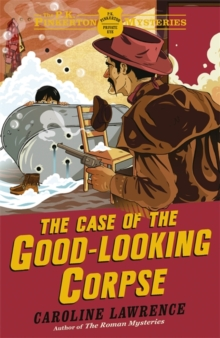 The P. K. Pinkerton Mysteries: The Case of the Good-Looking Corpse : Book 2, Paperback / softback Book