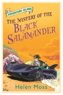 Adventure Island: The Mystery of the Black Salamander : Book 12, Paperback / softback Book