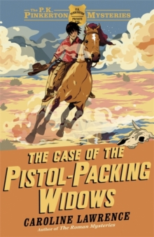 The P. K. Pinkerton Mysteries: The Case of the Pistol-packing Widows : Book 3, Paperback Book