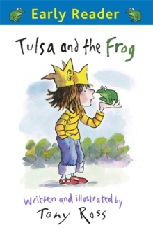 Early Reader: Tulsa and the Frog, Paperback Book