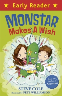 Early Reader: Monstar Makes a Wish, Paperback Book
