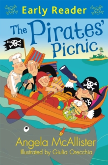 Early Reader: The Pirates' Picnic, Paperback Book