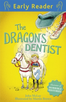 Early Reader: The Dragon's Dentist, Paperback / softback Book