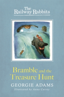 Railway Rabbits: Bramble and the Treasure Hunt : Book 8, Paperback Book