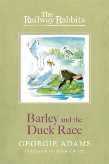 Railway Rabbits: Barley and the Duck Race : Book 9, Paperback Book