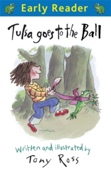 Early Reader: Tulsa Goes to the Ball, Paperback Book