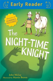 Early Reader: The Night-Time Knight, Paperback / softback Book