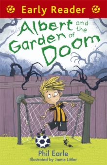 Early Reader: Albert and the Garden of Doom, Paperback / softback Book